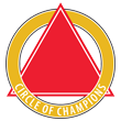 Circle of Champions — Awarded every year from 2012 - 2019